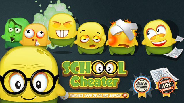 Bưởi Studio hé lộ về game di động mới School Cheater 2