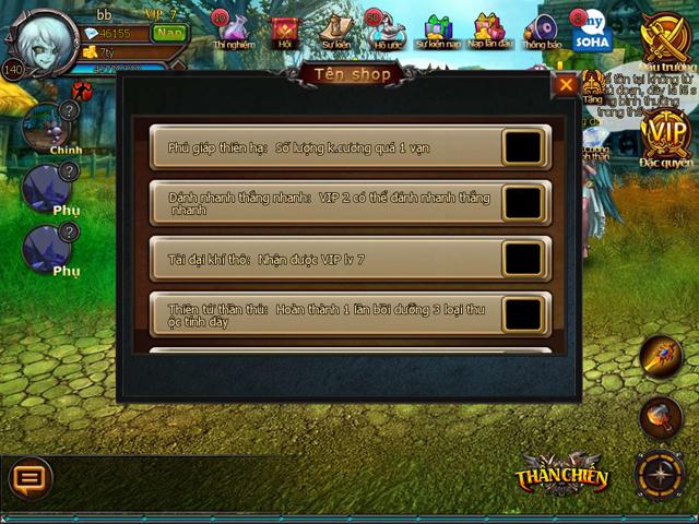 Thần Chiến tặng giftcode Valentine đón phiên bản mới 3