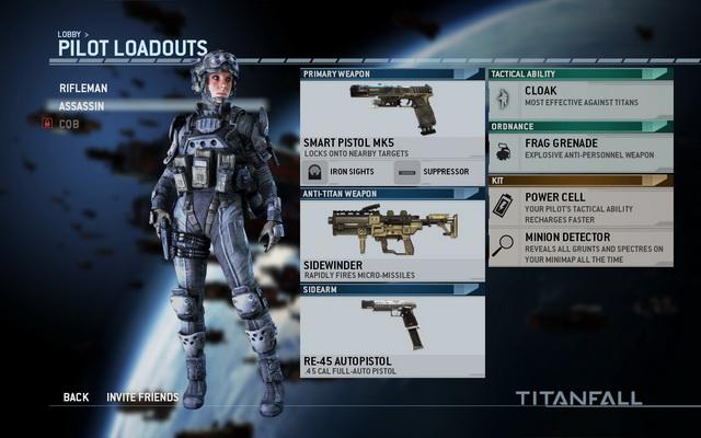 Đánh giá phiên bản thử nghiệm của Titanfall 8
