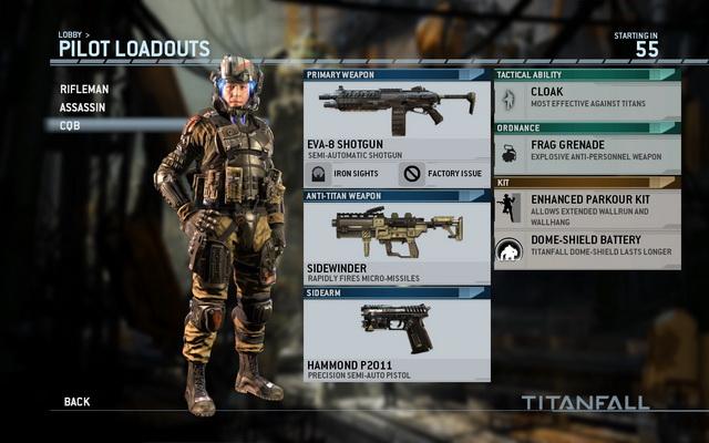 Đánh giá phiên bản thử nghiệm của Titanfall 20