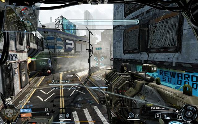 Đánh giá phiên bản thử nghiệm của Titanfall 7