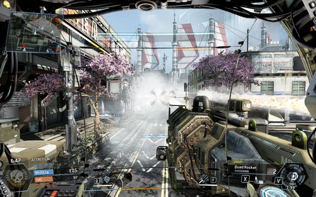 Đánh giá phiên bản thử nghiệm của Titanfall 5