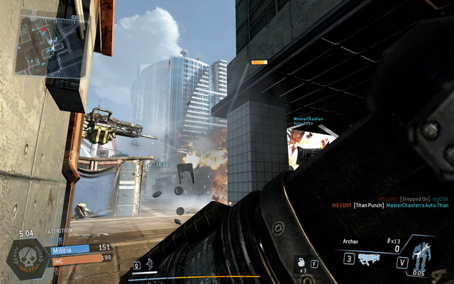 Đánh giá phiên bản thử nghiệm của Titanfall 24