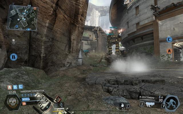 Đánh giá phiên bản thử nghiệm của Titanfall 25