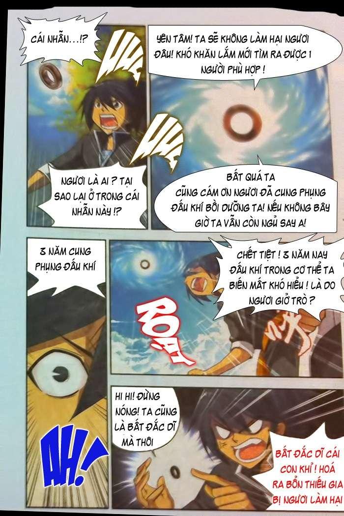 Đấu Phá Thương Khung Tập 3 - Ảnh 7