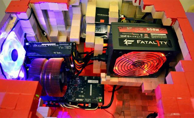 Xây dựng thùng máy theo mô hình 8-bit của Baron 2
