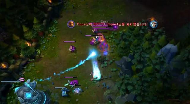 LMHT: Khi cao thủ Thách Đấu số 1 Hàn Quốc biểu diễn 1