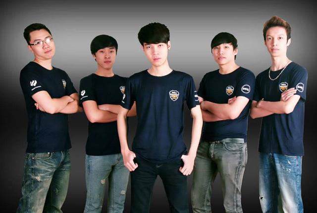 HND công bố đội hình tham gia DCS A Mùa Xuân 2014 1
