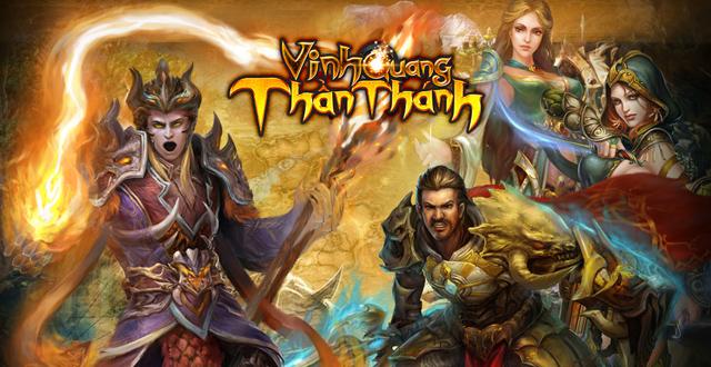 Soha Game đóng cửa webgame Vinh Quang Thần Thánh 1