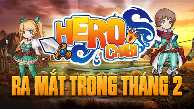 WGC chuẩn bị trình làng webgame thứ hai Hero Chibi 1