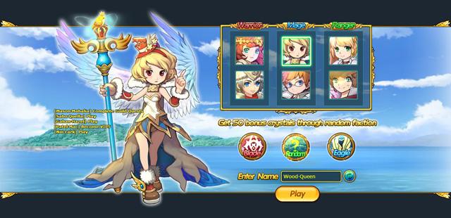 WGC chuẩn bị trình làng webgame thứ hai Hero Chibi 2