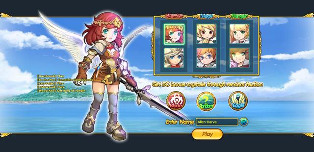WGC chuẩn bị trình làng webgame thứ hai Hero Chibi 3