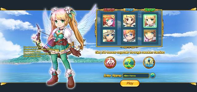 WGC chuẩn bị trình làng webgame thứ hai Hero Chibi 4