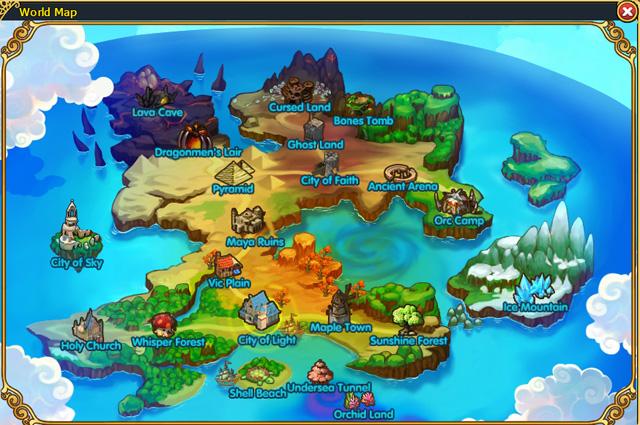 WGC chuẩn bị trình làng webgame thứ hai Hero Chibi 5