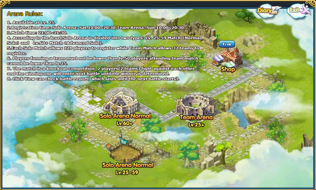 WGC chuẩn bị trình làng webgame thứ hai Hero Chibi 6