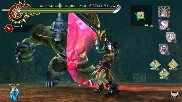Ragnarok Odyssey Ace sẽ lên kệ vào ngày 01/04 1