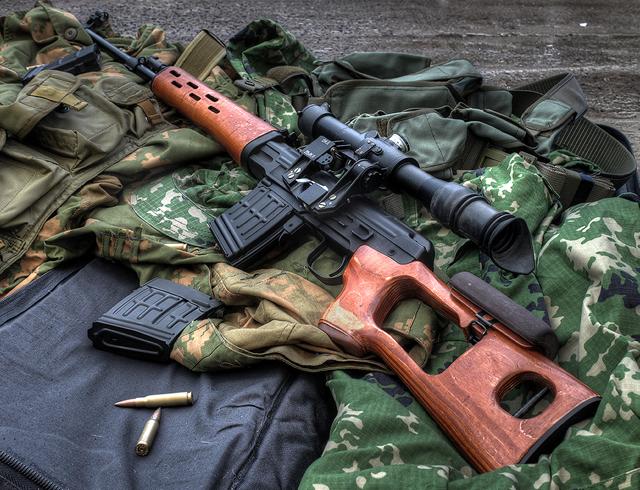 Warface: Tìm hiểu về dòng súng của Liên bang Nga 1