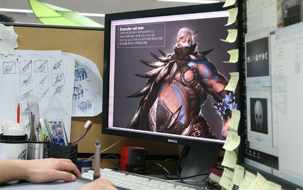 NCsoft hé lộ về nhân vật mới trong Lineage 2