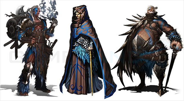 NCsoft hé lộ về nhân vật mới trong Lineage 3