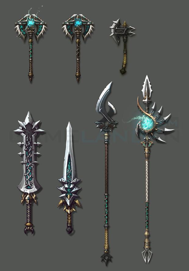 NCsoft hé lộ về nhân vật mới trong Lineage 4