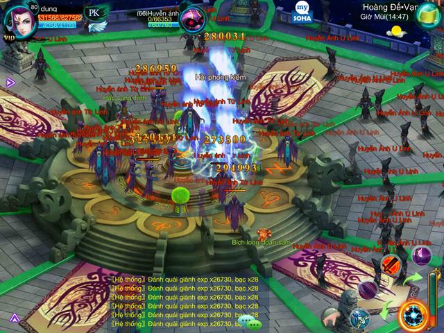 Soha Game phát hành Ngộ Tiên tại Việt Nam 3