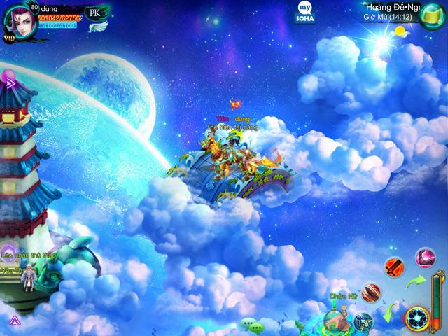 Soha Game phát hành Ngộ Tiên tại Việt Nam 4
