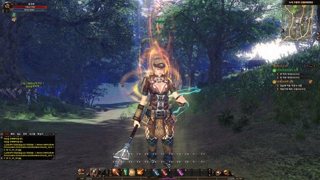 Webzen hé lộ về phiên bản tiếng Anh của Archlord II 4