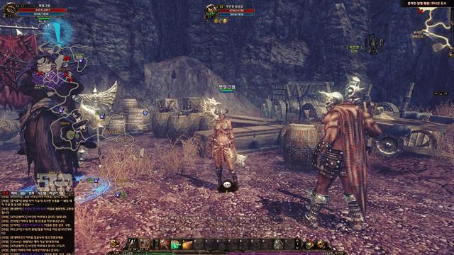 Webzen hé lộ về phiên bản tiếng Anh của Archlord II 6