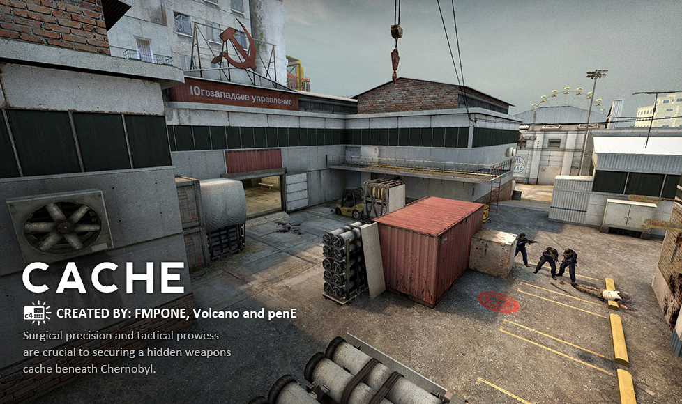 Counter-Strike: Global Offensive có bản cập nhật mới 3