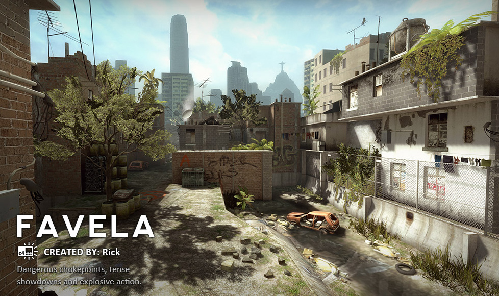 Counter-Strike: Global Offensive có bản cập nhật mới 10