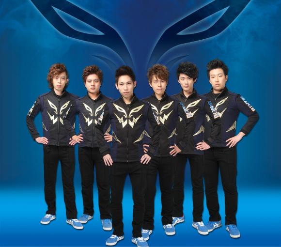 yoe Flash Wolves thành lập đội LMHT thứ hai 1