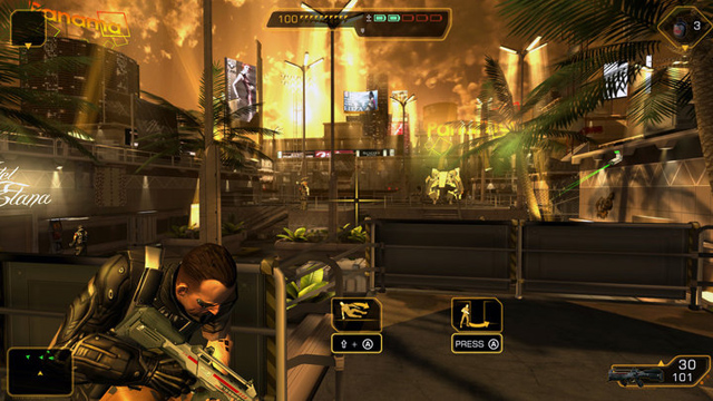 Deus Ex: The Fall sắp có mặt trên Steam 1