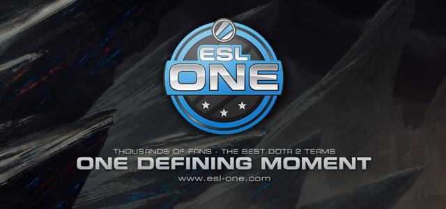 ESL công bố giải đấu Dota 2 trị giá 150.000 đô la Mỹ 1