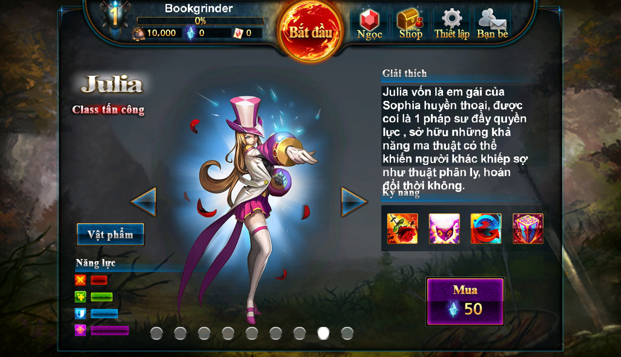 Đánh giá sơ bộ về MOBA Soul of Legends 3