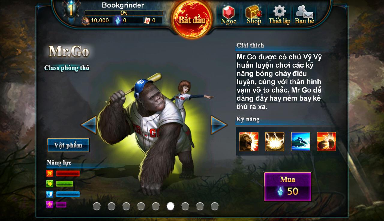 Đánh giá sơ bộ về MOBA Soul of Legends 5