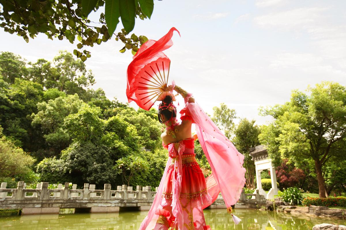 Cosplay Thất Tú cực quyến rũ của cosplayer Rinchal - Ảnh 1