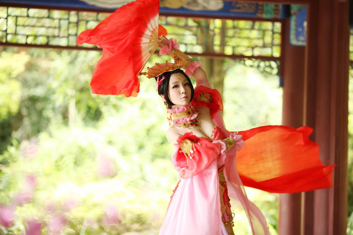 Cosplay Thất Tú cực quyến rũ của cosplayer Rinchal - Ảnh 9