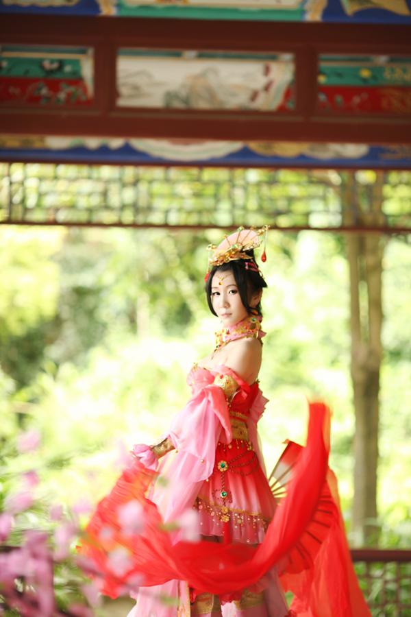 Cosplay Thất Tú cực quyến rũ của cosplayer Rinchal - Ảnh 11