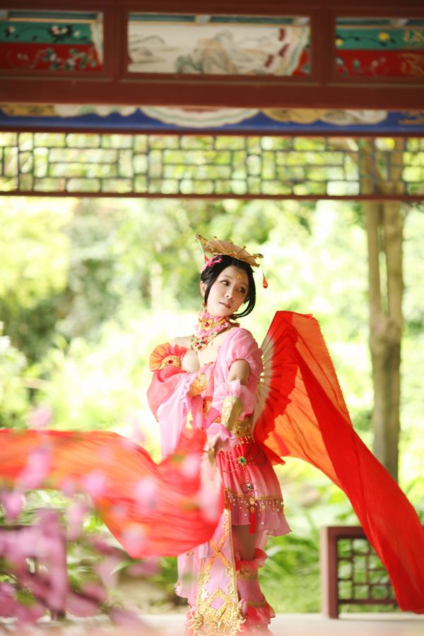 Cosplay Thất Tú cực quyến rũ của cosplayer Rinchal - Ảnh 15