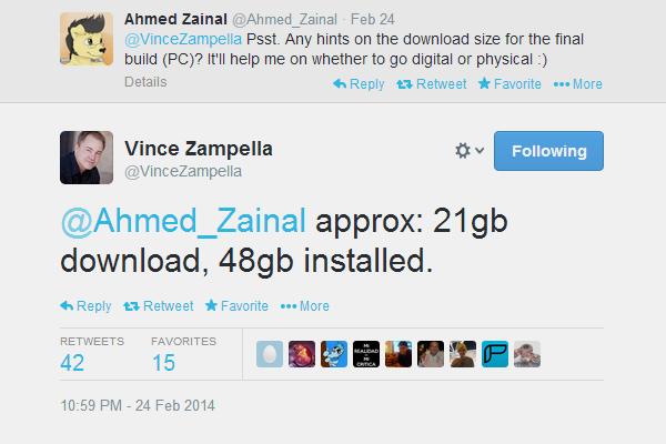 Titanfall có dung lượng 21 GB khi ra mắt chính thức 2