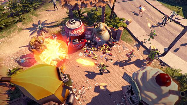 Dead Island: Epidemic thử nghiệm Closed Beta 2