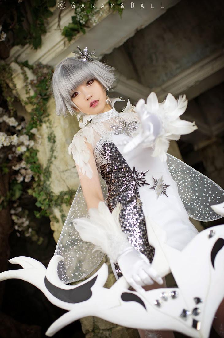Tomia siêu dễ thương với cosplay Ranger trong Aion - Ảnh 16