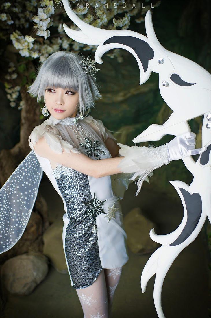 Tomia siêu dễ thương với cosplay Ranger trong Aion - Ảnh 19