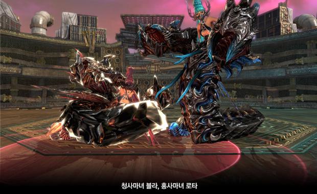 NCsoft trình làng bản cập nhật mới cho Blade & Soul 5