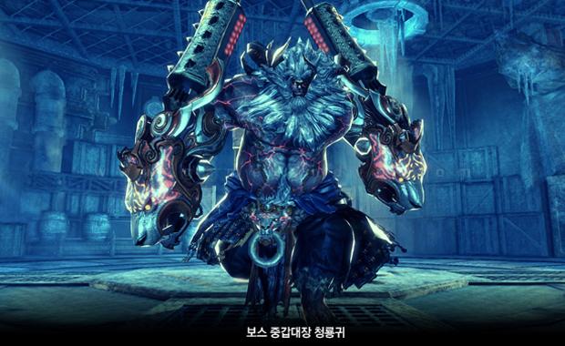 NCsoft trình làng bản cập nhật mới cho Blade & Soul 15