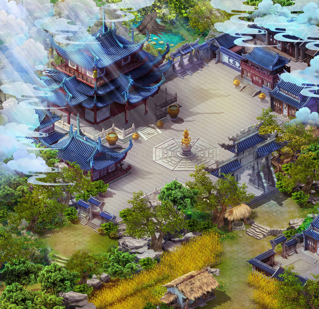 Webgame Đấu Chiến Thần cập bến Việt Nam 3