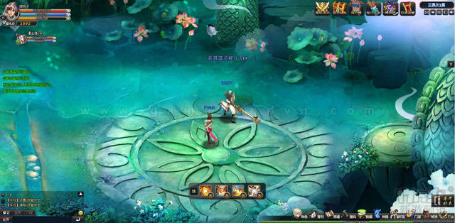 Webgame Đấu Chiến Thần cập bến Việt Nam 7