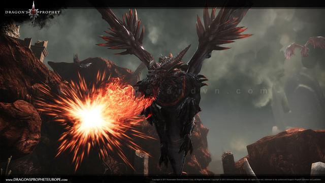 Dragon's Prophet EU có bản cập nhật mới 2