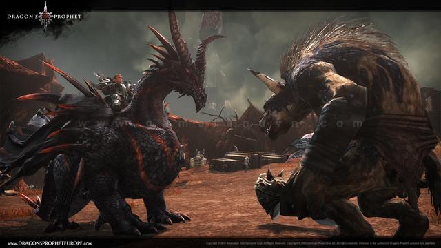 Dragon's Prophet EU có bản cập nhật mới 5