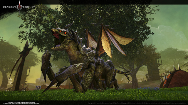 Dragon's Prophet EU có bản cập nhật mới 7